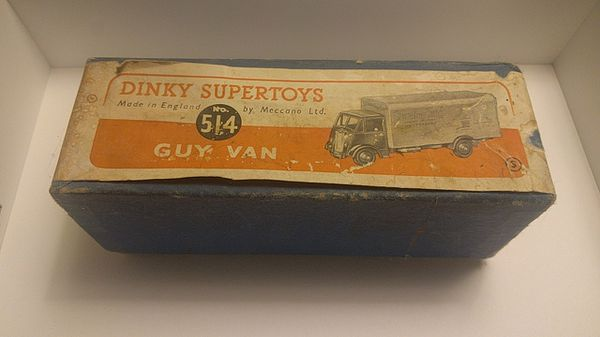 Dinky super toys collectable.