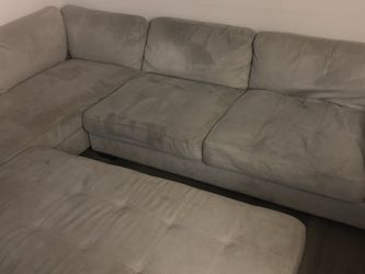 Couch and Ottoman FOR SALE! for Sale in Miami,  FL