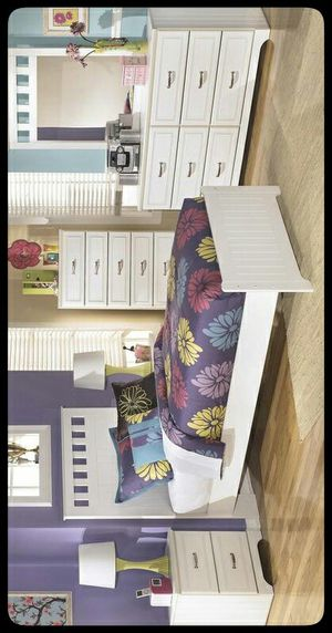 🚩Ashley🚩 Lulu White Youth Panel Bedroom Set for Sale in Mount Rainier, MD