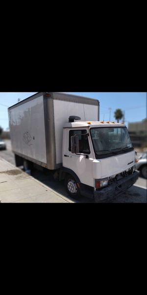 Ivec Turbo Diesel Box Truck. for Sale in Redondo Beach, CA