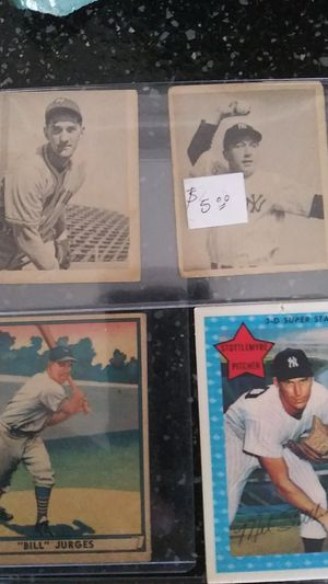 New York team cards for Sale in Ruskin, FL