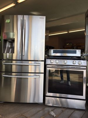 Samsung Kitchen Set for Sale in Los Angeles, CA