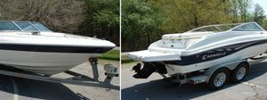 """2004""""""""Sky Boat""""Caravelle 207""""260hp""""W/Trailer"""""""" for Sale in Chicago, IL"""