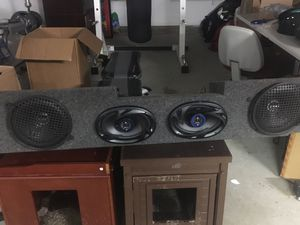 Boss speakers for Sale in Apex, NC