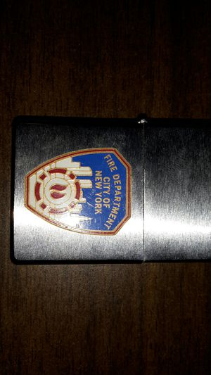 Fire Department City of New York Zippo (Pre 9/11) for Sale in Temple, GA