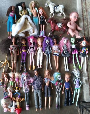 dolls used for Sale in Mesquite, TX