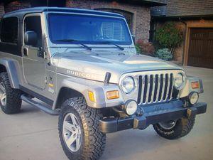 •●Just Today 2005 Jeep Wrangler Rubicon●• for Sale in Alexandria, VA