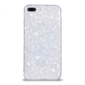 iPhone 8 Plus/ 7 Plus Marble Fashion Case (White or Rainbow White) for Sale in Chester, VA