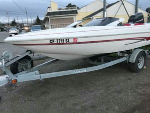 1995 glastron ski boat 120 horse power for Sale in San Leandro, CA