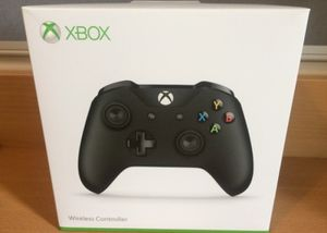 BRAND NEW CLOSED BOX Xbox One Controller Black for Sale in Poway, CA