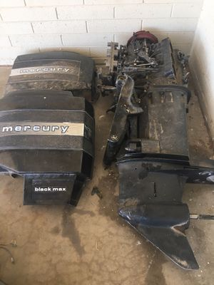 Mercury black MAX for Sale in Phoenix, AZ