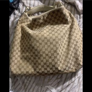 Gorgeous Large Authenticated Horse bit Gucci Hobo bag for Sale in Phoenix, AZ