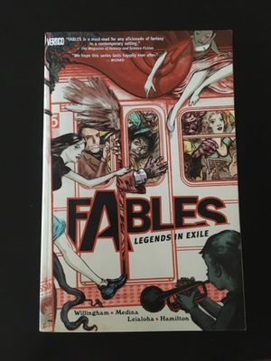 Fables Legends in Exile Volume 1 TPB for Sale in Phoenix, AZ