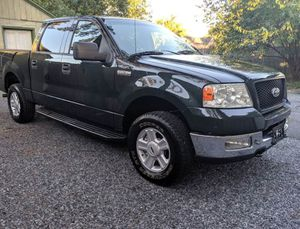 Very Good 2004 Ford F-150 4WDWheels Nice for Sale in Atlanta, GA