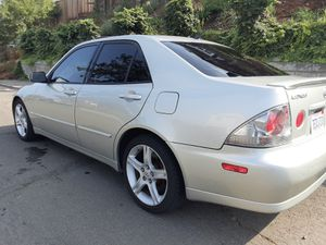 2003 Lexus is300 sunroof smoged cold ac runs great for Sale in Martinez, CA