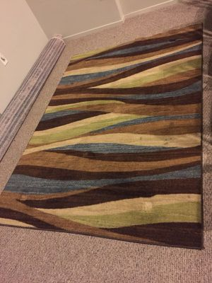 Beautiful barely used rug for Sale in San Diego, CA