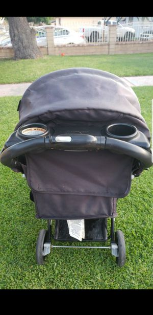 Double stroller baby trend for Sale in Fontana, CA