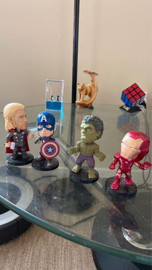 Bobble head Avengers for Sale in Redmond, WA