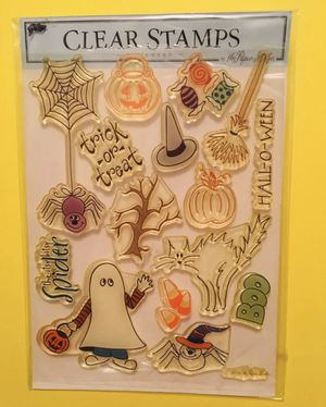 Large Adorable 15pc Halloween Stamps for Sale in Elizabethton, TN