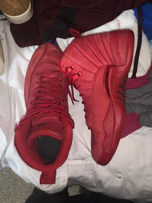 Jordan 12 gym red for Sale in Clayton, NC