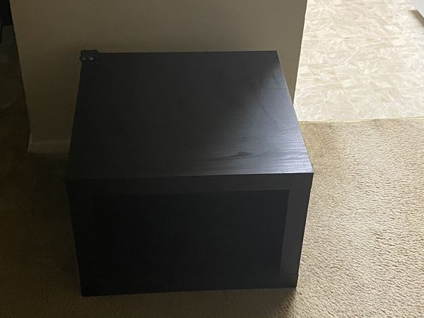 Black Coffee Table/End Table