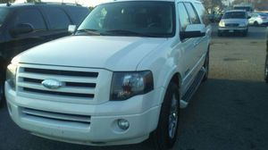 2007 Ford Expedition EL for Sale in Modesto, CA