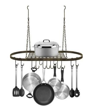 * BRAND NEW* Hanging pot rack for Sale in Baytown, TX