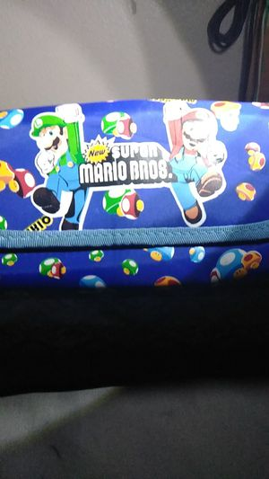 Mario brothers wit five do games for30 dollors for Sale in Los Angeles, CA