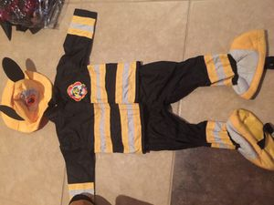 Kids Mickey Mouse firefighter costume!!! for Sale in Queen Creek, AZ