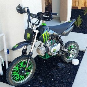 2005 RDS 125CC Pit Bike for Sale in Oakley, CA