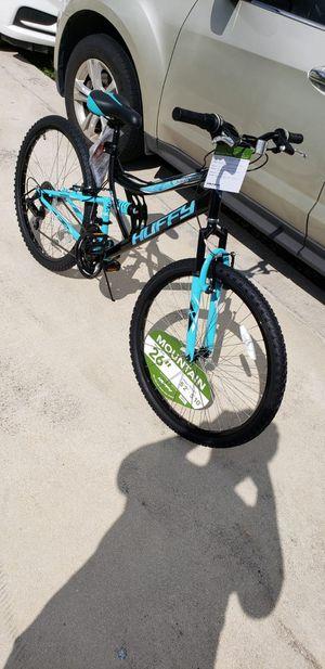"New!!Women's 26"" Huffy Trail Runner Mountain Bike for Sale in Miami, FL"