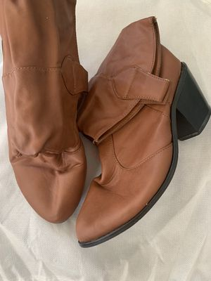 Women brown boots for Sale in Plantation, FL