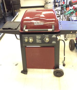 Brinksman bbq grill ask for Terrance for Sale in Houston, TX