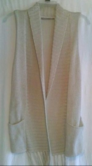 $15 NWOT Women's Nordstrom 'Rubbish' Sweater Vest - Size M - Orig. $59 for Sale in Des Moines, WA