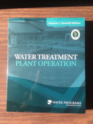 Water Treatment Plant Operation for Sale in Antioch, CA