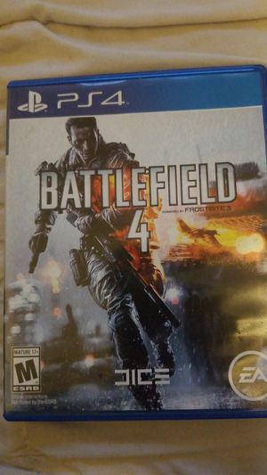 Battlefield 4 for Sale in Eau Claire, WI