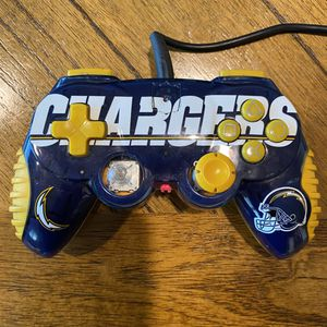 San Diego Chargers PlayStation 2 Wired Controller. PS2. Tested & Working! for Sale in San Diego, CA
