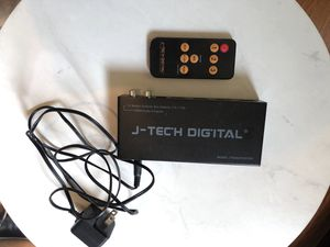HDMI Switcher box J-Tech Digital for Sale in New York, NY