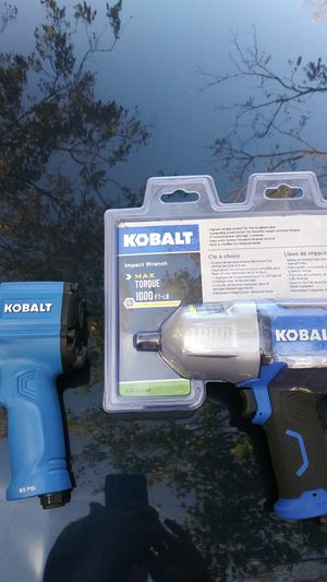 Kobalt 1/2 drive impacts for Sale in Winchester, KY