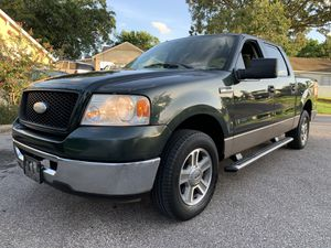 2006 FORD F150 CREW CAB CLEAN TITLE for Sale in Orlando, FL