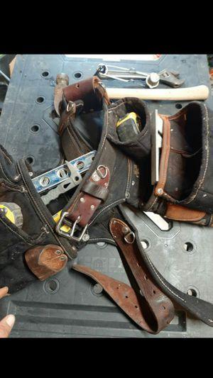 Occidental leather carpenter bags for Sale in Modesto, CA