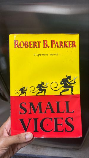 Small Vices by Robert B Parker for Sale in Coconut Creek, FL
