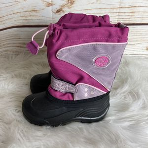 Girls 11 Kamik snow boots for Sale in Ontario, CA
