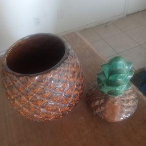 Vintage Cookie Jar Pinapple for Sale in Bakersfield, CA