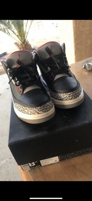 Jordan 3s for Sale in Hesperia, CA