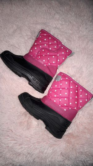 Girls snow boots size 12 for Sale in Anaheim, CA