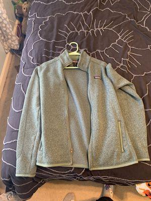 Patagonia Zip Up Jacket (green) for Sale in Cumming, GA