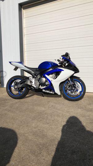 2007 gsxr 600 for Sale in Berryville, VA