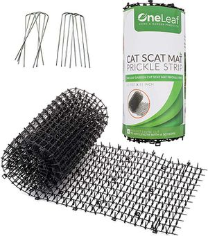 Homarden Cat Repellent Outdoor Scat Mat (6.5 ft) for Sale in Elk Grove, CA