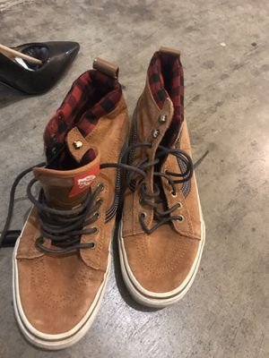 Vans shoes men size 11 for Sale in Beverly Hills, CA